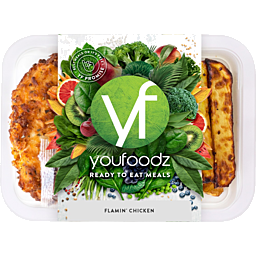 Photo of Youfoodz Flamin' Chicken 270g