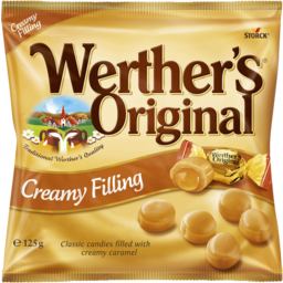 Photo of Werther's Original Creamy Filling 125g