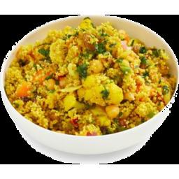Photo of Salad Servers Sweet Potato & Cauliflower Moroccan Cous Cous Kg