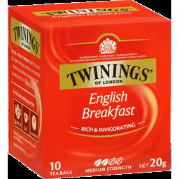 Photo of Twining Tea Bags English Breakfast 10pk