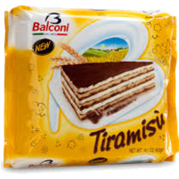 Photo of Balconi Tiramisu Cake 400g