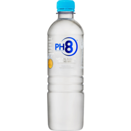 Photo of Ph8 Natural Alkaline Spring Water 500ml