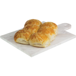 Photo of Cheese Bread Rolls 6 Pack