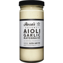 Photo of Roza's Aioli Garlic Mayonnaise
