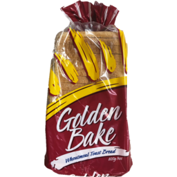 Photo of Golden Bake Wheatmeal Toast Bread 600g