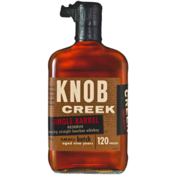 Photo of Knob Creek 9yo Single Barrel Reserve Bourbon