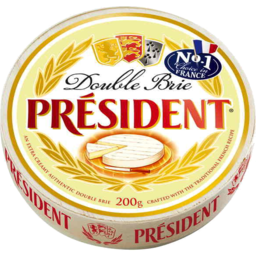 Photo of President Brie