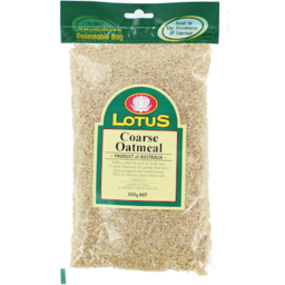 Photo of Lotus - Oatmeal Coarse - 500g