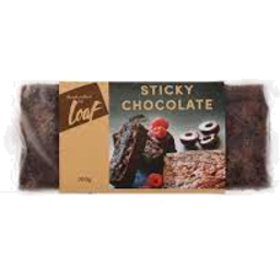Photo of Loaf Brownie Sticky Chocolate 300g