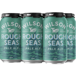 Photo of Wilson Rough Seas Pale Ale Can