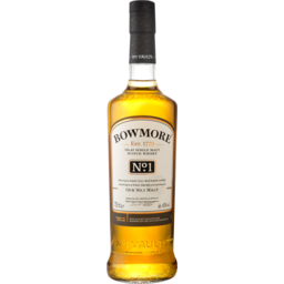 Photo of Bowmore No 1 Islay Single Malt