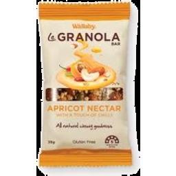 Photo of Wallaby Le Granola Bar Apricot 38gm