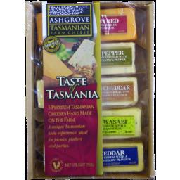 Photo of Ashgrove Cheese Taste Of Tasmania 250g