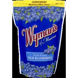 Photo of Wyman's Of Maine Wild Blueberries Fresh Frozen