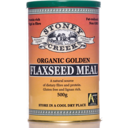 Photo of Stoney Creek Grain - Flaxseed/Linseed Meal (Golden)