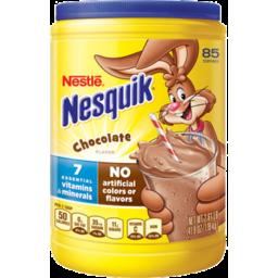 Photo of Nesquik Chocolate Mix