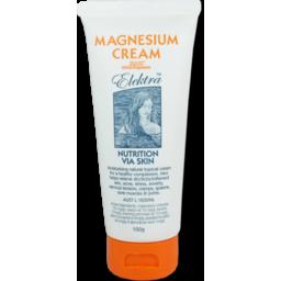 Photo of Elektra Magnesium Cream - Zest Citrus 100g
