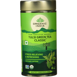 Photo of Organic India - Tulsi Green Classic Loose - 100g