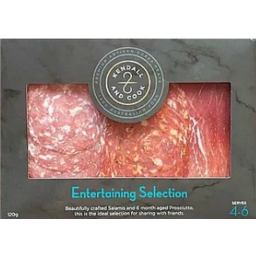 Photo of Kendall & Cook Entertainment Selection 120g