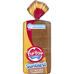 Photo of Tip Top® Sunblest Soft Wholemeal Sandwich 700g