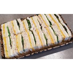 Photo of Sandwich Club Vegetarian GLUTEN FREE