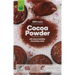 Photo of Homebrand Cocoa Powder 375g