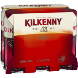 Photo of Kilkenny Cans
