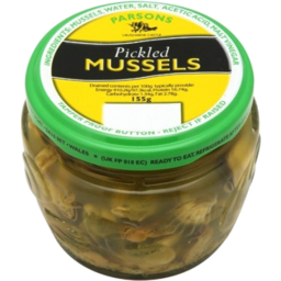 Photo of Parsons Pickled Cockles 155gm
