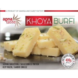 Photo of Apna Taste Khoya Burfi 400g