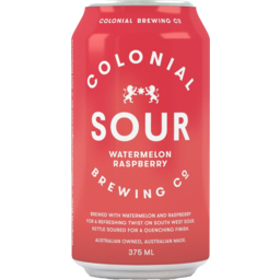 Photo of Colonial Watermelon Raspberry Sour Can