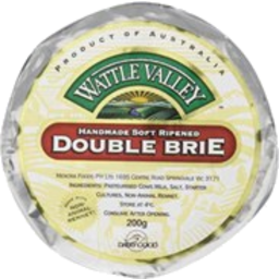 Photo of Wattle Valley Double Brie Kg