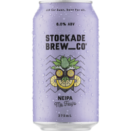 Photo of Stockade Mr Fruju Neipa Can
