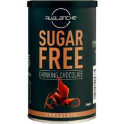 Photo of Avalanche Drinking Chocolate Sugar Free Adults 200g