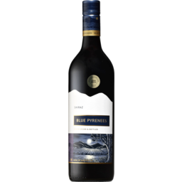 Photo of Blue Pyrenees Shiraz 750ml