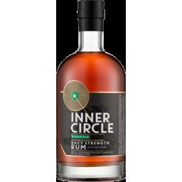 Photo of Inner Circle Rum Navy Op Green