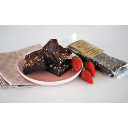 Photo of Bellarine Brownie Co Vegan and Gluten Free Chocolate 280G