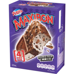 Photo of Maxibon Monster Cookie Mp4