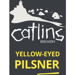Photo of Catlins Yellow-Eyed Pils 500ml