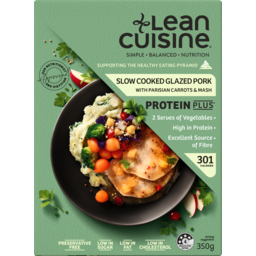 Photo of Lean Cuisine Slow Cooked Glazed Pork 350gm