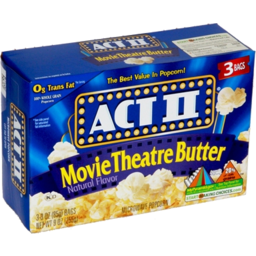 Photo of Act Ii Butter Flavors