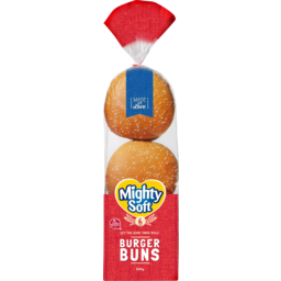 Photo of Mighty Soft 6 Burger Buns 540g