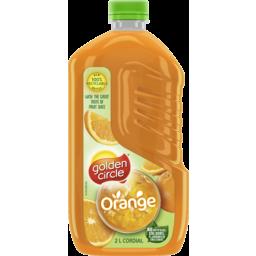 Photo of Golden Circle® Orange Cordial 2l