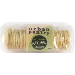 Photo of Urban Pantry Natural Cracker G/F 100g