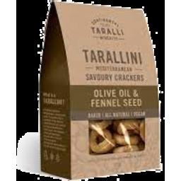Photo of Taralli Fennel & O/Oil 250gm
