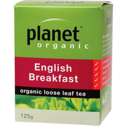 Photo of Planet Organic Tea - English Breakfast Loose Leaf
