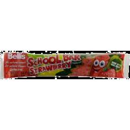 Photo of Bellis School Bar Strawberry 18g