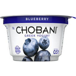 Photo of Chobani Blueberry Greek Yogurt 170g