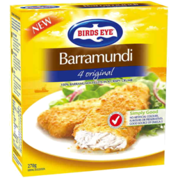 Photo of Birds Eye Oven Bake Barramundi 270gm