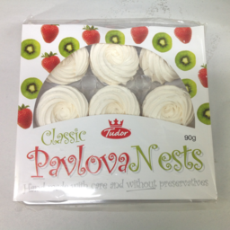 Photo of Classic Pavlova Nests 90g