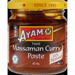Photo of Ayam Paste Massaman 195g 195g